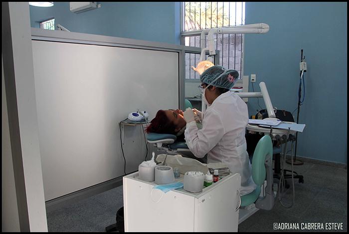 Odontológico del Cerro.